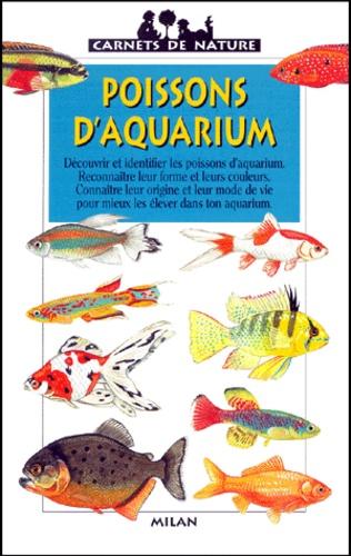 Pascal Robin et Patrick Louisy - Poissons d'aquarium.