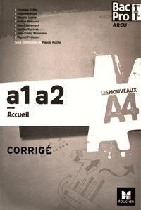 A1-A2 Accueil 1re/Tle Bac Pro ARCU - Corrigé.pdf