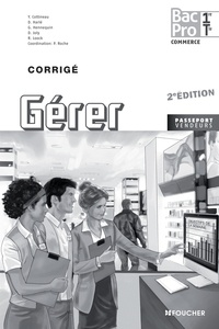 Alixetmika.fr Gérer 1e - Tle Bac Pro commerce - Corrigé Image