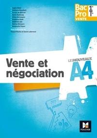 Pascal Roche et David Lallement - Vente et négociation 1re/Tle Bac Pro Vente.
