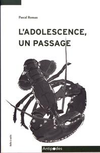 Deedr.fr L'adolescence, un passage Image