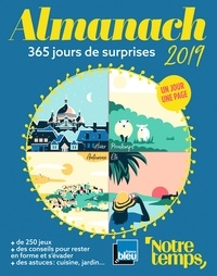 Pascal Ruffenach - Almanach Notre temps.