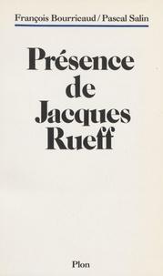 Pascal Salin et  Bourricaud - Présence de Jacques Rueff.