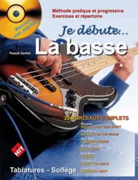 Pascal Sarfati - La basse. 1 CD audio
