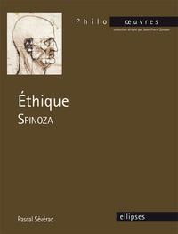 Pascal Sévérac - Ethique - Spinoza.