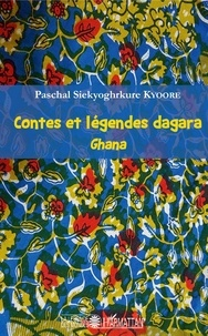 Pascal Siekyoghrkure Kyoore - Contes et légendes dagara Ghana.