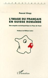 Pascal Singy - L'image du français en Suisse romande - Une enquête sociolinguistique en Pays de Vaud.