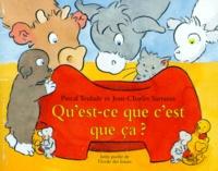 Pascal Teulade - Qu'est-ce que c'est que ça ?.
