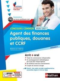 Pascal Tuccinardi - Agent des finances publiques, des douanes et CCRF - Concours externe et interne catégorie C.