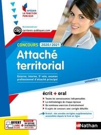 Pascal Tuccinardi et Joëlle Gauthier - Attaché territorial Concours externe, interne, 3e voie et examen professionnel d'attaché principal - Tout-en-un Ecrit + Oral.