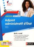 Pascal Tuccinardi - Concours adjoint administratif d'Etat catégorie C - Ecrit + oral.