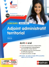 Téléchargez le livre d'Amazon pour allumer Concours adjoint administratif territorial externe, interne, 3e voie  - Ecrit + oral Catégorie C