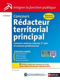 Pascal Tuccinardi et Léonard Mango - Concours rédacteur territorial principal - Catégorie B.