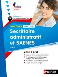 Pascal Tuccinardi et Annie Dubos - Concours Secrétaire administratif et SAENES - Catégorie B externe.