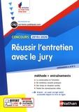Pascal Tuccinardi et Adeline Munier - Réussir l'entretien avec le jury des catégories A, B, C - Concours fonction publique.