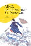 Pascal Vatinel - Aiko, la jeune fille à l'éventail.