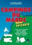 Pascal Verhooste - Campings du Maroc - Guide critique.