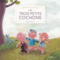 Pascal Vicollet - Les trois petits cochons.