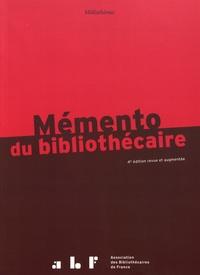 Pascal Wagner - Mémento du bibliothécaire - Guide pratique.