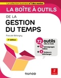 Pascale Bélorgey - La boîte à outils de la gestion du temps - 2e éd. - 71 outils & méthodes.