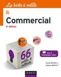Pascale Bélorgey et Stéphane Mercier - La boîte à outils du Commercial - 3e éd. - 66 outils et méthodes.