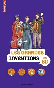 Pascale Bouchié et Sophie Crépon - Les grandes inventions en BD.