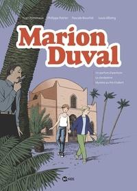 Pascale Bouchié - Marion Duval intégrale, Tome 07 - Un parfum d'aventure - La clandestine - Mystère au Pré-Chabert.