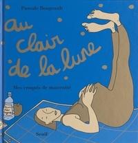 Pascale Bougeault - Au clair de la lune - Mes croquis de maternité.