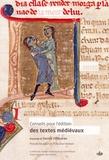 Pascale Bourgain et Françoise Vielliard - Conseils pour l'édition des textes médiévaux - Tome 3, Textes littéraires.