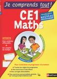 Pascale Chavanettte-Iglesia - Maths CE1 Je comprends tout !.