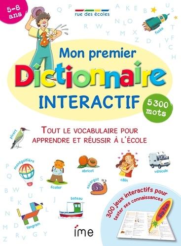 Mon Premier Dictionnaire Interactif
