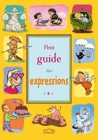 Pascale Cheminée - Petit guide des expressions.