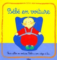 Pascale Claude-Lafontaine - Bébé en voiture.