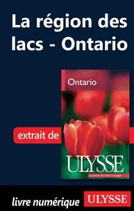 Pascale Couture - Ontario - La région des lacs.