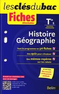 Pascale Dayries et Floriane Derambure - Histoire-Géographie Tle S - Fiches détachables.