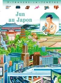 Pascale de Bourgoing et Yann Tabaries - Jun au Japon.