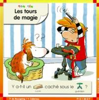 Pascale de Bourgoing et Yves Calarnou - Tom et Tim Tome 15 : Les tours de magie.