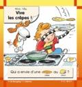 Pascale de Bourgoing et Yves Calarnou - Tom et Tim Tome 16 : Vive les crêpes !.