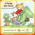 Pascale de Bourgoing et Yves Calarnou - Tom et Tim Tome 17 : A l'école des crocos.