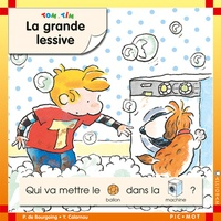 Pascale de Bourgoing et Yves Calarnou - Tom et Tim Tome 18 : La grande lessive.