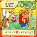Pascale de Bourgoing et Yves Calarnou - Tom et Tim Tome 20 : La colère de Tom.