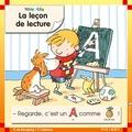 Pascale de Bourgoing et Yves Calarnou - Tom et Tim Tome 21 : La leçon de lecture.