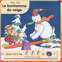 Pascale de Bourgoing et Yves Calarnou - Tom et Tim Tome 23 : Le bonhomme de neige.