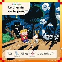 Pascale de Bourgoing et Yves Calarnou - Tom et Tim Tome 26 : Le chemin de la peur.