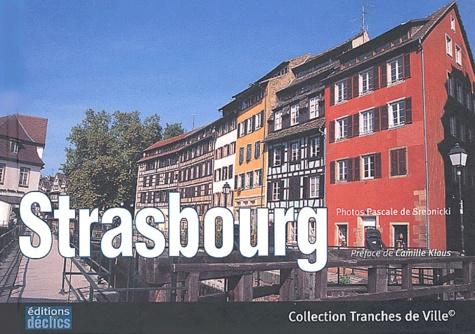 Pascale de Srebnicki - Strasbourg.