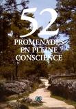 Pascale Delbruyère - 52 promenades en pleine conscience.
