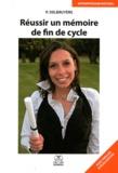 Pascale Delbruyère - Réussir un mémoire de fin de cycle.