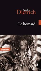 Pascale Dietrich - Le homard.