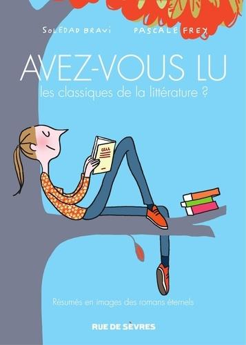 Avez-vous lu les classiques de la littérature ?