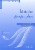 Pascale Goetschel et Bénédicte Toucheboeuf - Histoire-Géographie 2nde professionnelle - Livre du professeur.